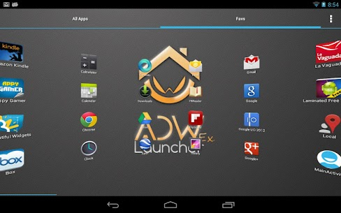 ADWLauncher 1 EX APK Download For Android 5