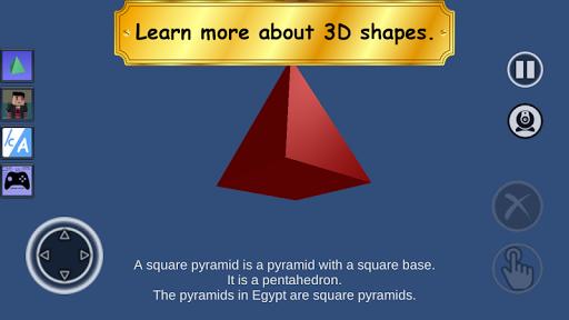 Simple 3D Shapes Object Games 2021: Geometry shape  screenshots 8