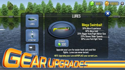 Master Bass Angler: Free Fishing Game 0.62.0 screenshots 23