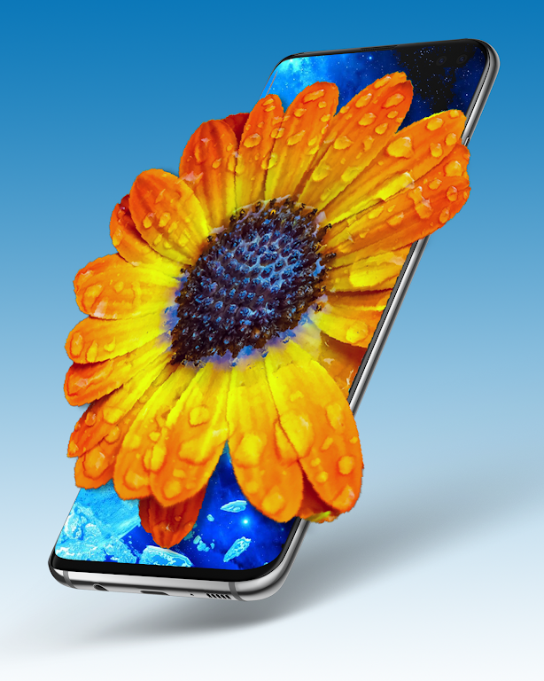 Live Wallpapers 4K, Backgrounds 3D/HD - Pixel 4D  poster 3