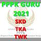 BANK SOAL TKA SKD TWK - PPPK GURU 2021 para PC Windows