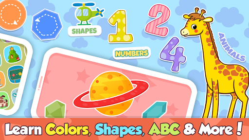 Toddler learning games for kids: 2,3,4 year olds  screenshots 2