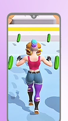 Fat 2 Fit-Body Raceのおすすめ画像3