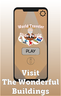 World Traveler -Sliding Puzzle 1.2 APK + Mod (Free purchase) for Android