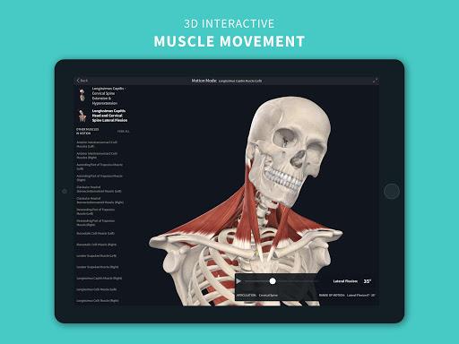 Complete Anatomy u201821 - 3D Human Body Atlas 6.4.0 Screenshots 17