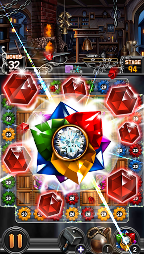 Jewel Bell Master: Match 3 Jewel Blast 1.0.1 screenshots 11
