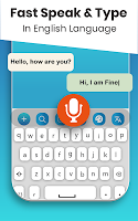 Speech to Text Keyboard - Voice to Text Typing