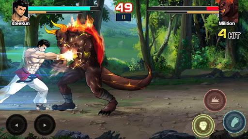 Mortal battle: Fighting games screenshots 2