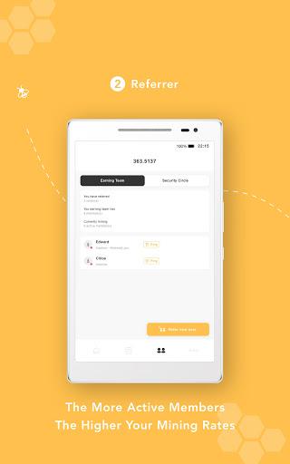 Bee Network:Phone-based Digital Currency 1.1.0 screenshots 11