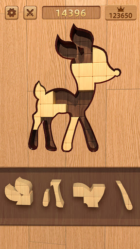 BlockPuz: Jigsaw Puzzles &Wood Block Puzzle Game apktram screenshots 5