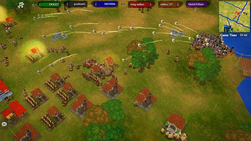 War of Kings : Strategy war game 82 Screenshots 2