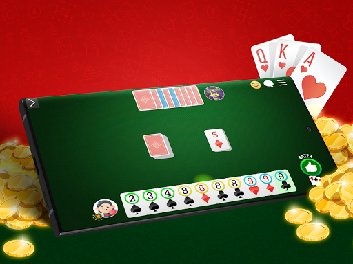 Straight Gin Rummy - Online and Free screenshots 7