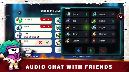 Devil Amongst Us Social + Hide & Seek + Voice 1.06.0 screenshots 4
