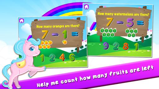 Pony Learns Preschool Math 3.32 screenshots 3