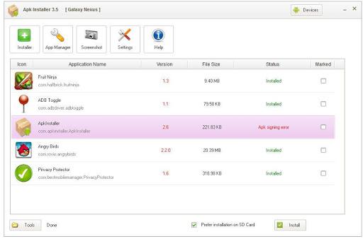 APK Installer  Screenshots 8