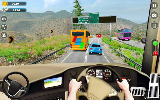 City Bus Games 3D: Driving Bus Games 2021 screenshots 13