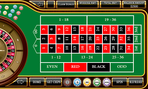 Roulette - Casino Style! 4.32 screenshots 7