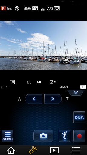 Panasonic Image App 1.10.17 Screenshots 2