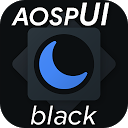 aospUI Black, Substratum theme +Samsung, Synergy