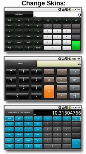 Calculator  screenshots 1