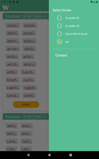 Wordfinder by WordTips 2.0.1 screenshots 15