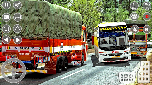 Indian Truck Cargo Simulator 2020: New Truck Games android2mod screenshots 2