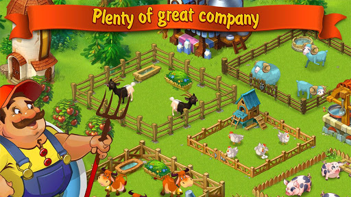 Farm games offline: Village farming games 1.0.45 screenshots 2