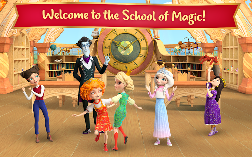 Little Tiaras: Magical Tales! Good Games for Girls 1.1.1 Screenshots 14