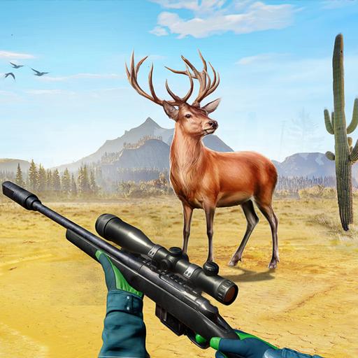 Animal Hunter Hero Dino Shooting Games