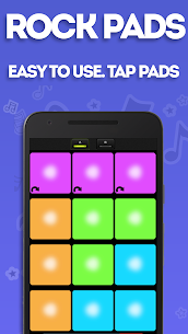 ROCK PADS (tap pads On Pc   How To Download (Windows 7, 8, 10 And Mac) 2