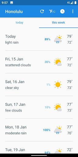 just weather  Screenshots 3