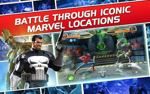 Marvel Contest of Champions APK 4