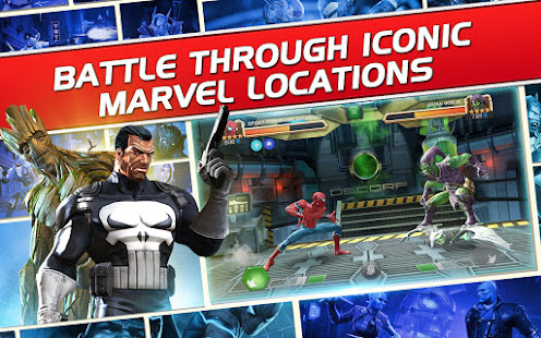 Marvel Contest of Champions [v30.2.0] APK Mod for Android logo