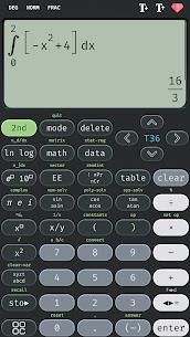 Scientific calculator 36 MOD APK, calc 36 plus (Premium) 2