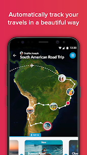 Polarsteps – Travel Planner & Tracker 5.3.8.6 MOD for Android 1