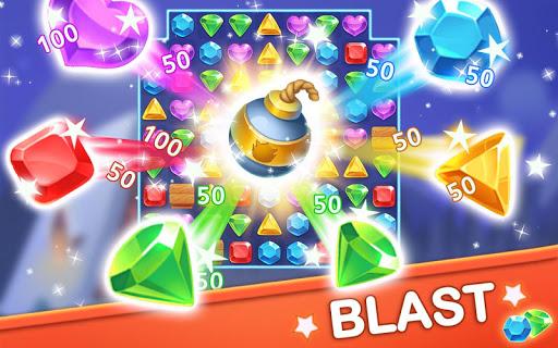Jewel Blast Dragon - Match 3 Puzzle 1.19.10 screenshots 15