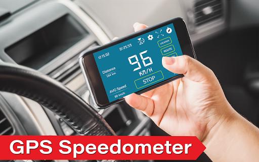 Digital Speedometer - GPS Offline odometer HUD Pro 3.3.5 Screenshots 1