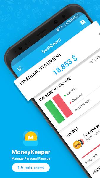 MISA MoneyKeeper Premium APK