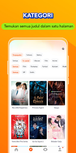 Wetv Nonton Hiburan Asia Terbaik Aplikasi Di Google Play