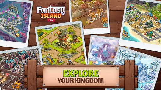 Fantasy Island Sim: Fun Forest Adventure  screen 2