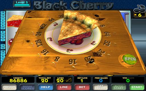 slots black cherry screenshot 2
