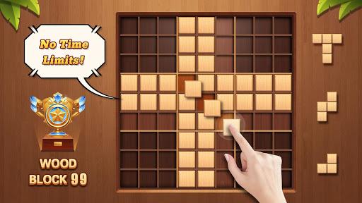 Wood Block 99 - Wooden Sudoku Puzzle screenshots 3