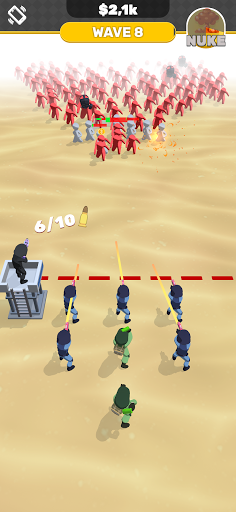 Idle Army screenshots 2