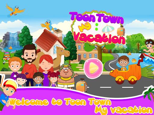Toon Town: Vacation  screenshots 1