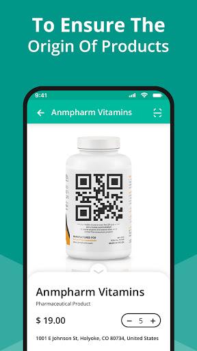 Free QR Code Scanner - Barcode Scanner & QR reader apktram screenshots 16