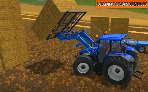 Offroad Tractor Farming Simulator 2021 modavailable screenshots 1
