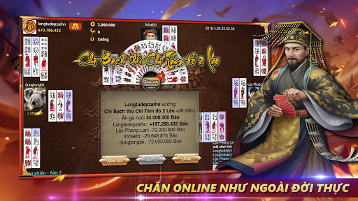 Chu1eafn Su00e2n u0110u00ecnh - Chu01a1i Chu1eafn Online 2.17.2 screenshots 3