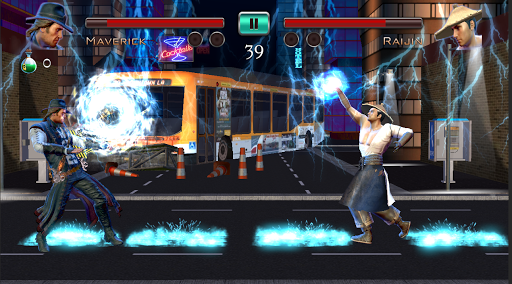 Ninja Games Fighting - Combat Kung Fu Karate Fight apkpoly screenshots 6