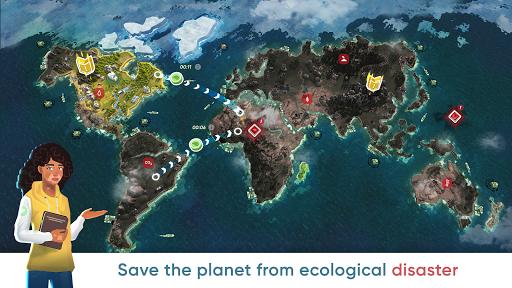 Save the Earth - Eu0421O Strategy  screenshots 7