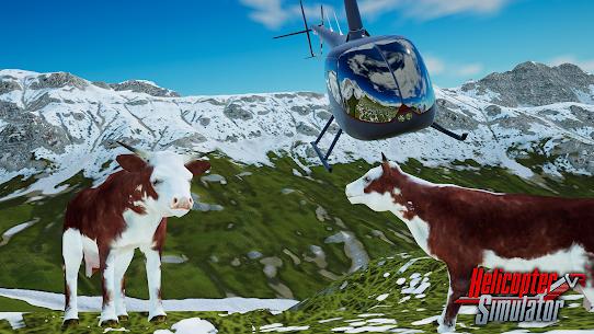 Helicopter Simulator 2021 MOD APK 1.0.1 (Unlocked Helicopter/Levels) 9